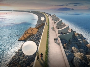UK Government Pulls Support for Swansea Bay Tidal Lagoon Project