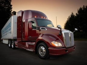 Toyota Unveils Second Version of Fuel Cell Truck