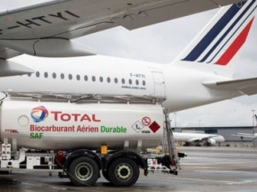 First Long-Haul Flight Powered by Sustainable Aviation Fuel Produced in France