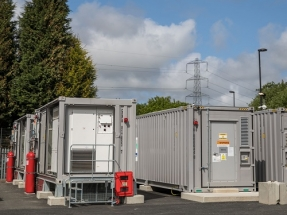 Enel Completes Battery Energy Storage System in UK
