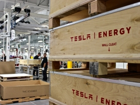 Tesla Sends Powerwalls to Puerto Rico