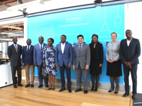 President of Togo Visits BBOXX Headquarters