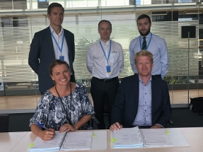 Trelleborg and Ørsted Sign Wind Farm Cable Protection Agreement