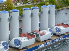 Fred.Olsen Ocean Invests in United Wind Logistics