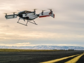 Airbus Releases Video of Vahana Test Flight