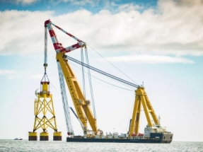 Scotland Hosts UK Offshore Wind Premiere