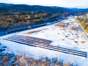 Vermont Company Develops Community Solar Project on Brownfield