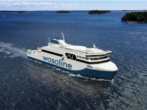 Rauma Marine Constructions Signs Letter of Intent for New Car and Passenger Ferry