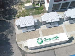 Greensmith Energy Unveils Standardized Energy Storage Solution