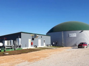 Weltec Biopower Builds Biogas Plant in Greece