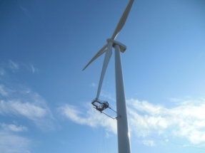 Käufer to Introduce New Rotor Blade Access System at WindEnergy Hamburg