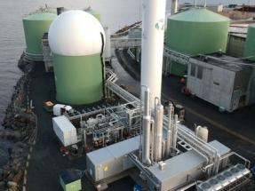 Wärtsilä to Supply World's Largest bioLNG Production Plant