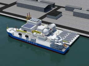 Wärtsilä Engines Using Hydrogen Blends Selected for Keppel O&M's Floating Living Lab
