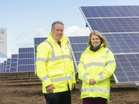 NI Water Installs Solar Farm at Water Treatment Plant