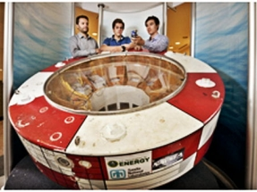 Sandia Engineers Increase Efficiency of Wave Energy Converters