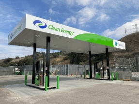 Clean Energy and Total Sign JV to Develop Carbon-Negative Fuel and Infrastructure