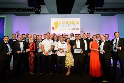 Applications open for global anaerobic digestion industry awards