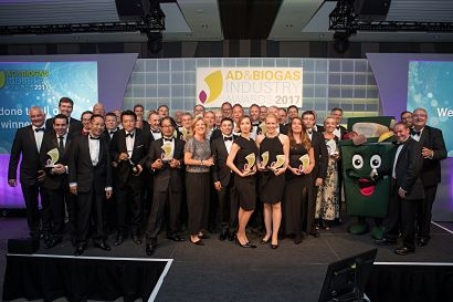 Shortlist announced for global green gas awards 2018