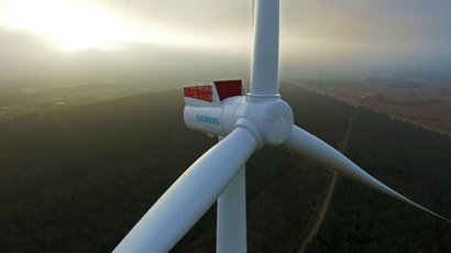 Siemens Gamesa signs agreement for up to 1 GW of wind power in Turkey