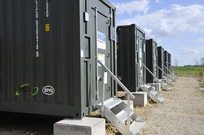 Anesco to build and maintain 100 MW battery storage for JLEN and Foresight Solar Fund Limited (FSFL)
