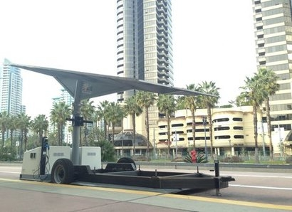Envision Solar delivers multiple EV ARC units to cities across California