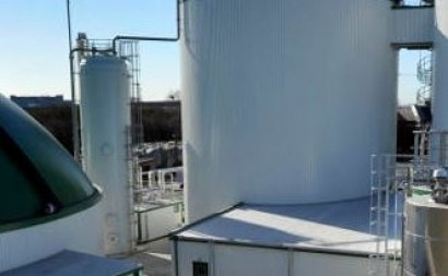 Saria runs one of its sites completely off-grid using anaerobic digestion