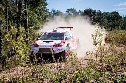 Acciona EV participating in 39th Dakar Rally