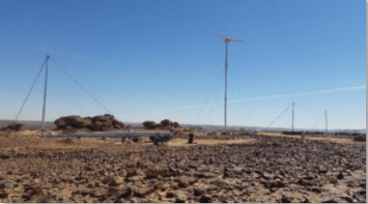 Phase 1 of Chad's Amdjarass wind farm now complete