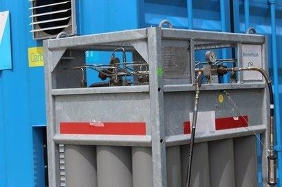 Ductor Corporation develops new biogas fermentation technology