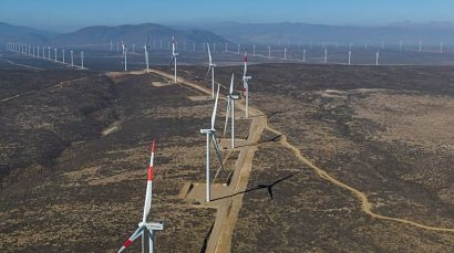 Siemens Gamesa secures final 110-MW order and completes Cabo Leones III wind farm in Chile