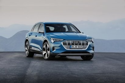 Audi launches fully electric e-tron in San Francisco