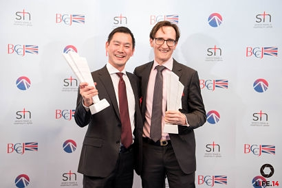 UK - Japan energy partnership of Azuri and Marubeni wins at British Business Awards