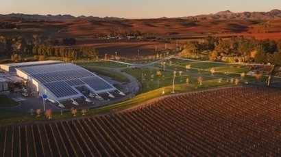 Yealand's Wine Group installs largest solar PV facility in New Zealand
