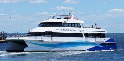 Rhode Island Fast Ferry commissions first US-built crew transfer vessel