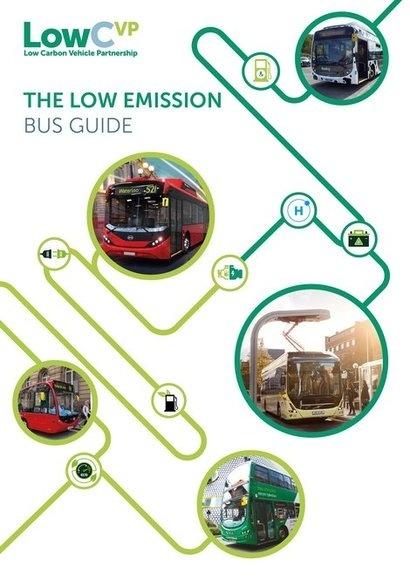 LCVP launches Low Emission Bus guide