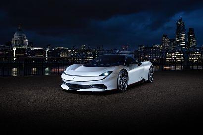 Automobili Pininfarina Battista wins GQ Electric Hypercar Of The Year award