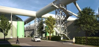 Plans for UK combined biomass and food plant remain on track say Orthios Eco