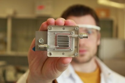 Antwerp scientists discover how to generate power from polluted air