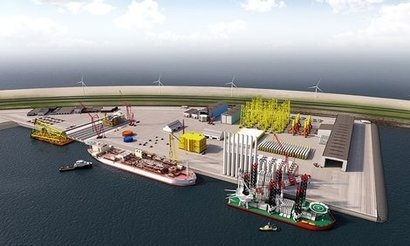 Port of Rotterdam to create a centre for offshore energy