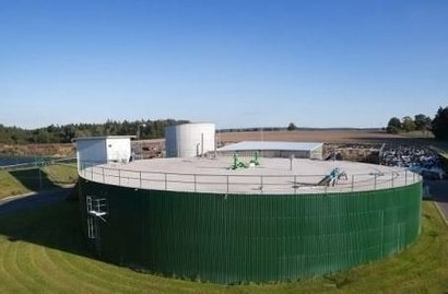 Biogest to build fifth gas to grid biogas plant in UK