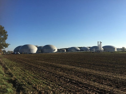 Greenline's expanded 8.5 MW biogas plant now in operation