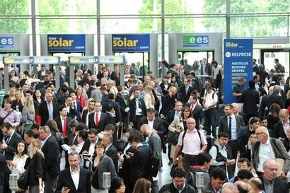 Intersolar Europe 2017: Some impressions of the event from Greenbyte