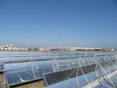 Abengoa to help build Israeli 110 MW solar power plant