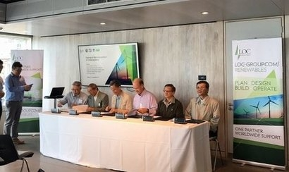 LOC Renewables signs agreement to boost Taiwanese offshore wind