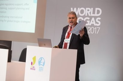 World Biogas Association celebrates its first birthday at COP23