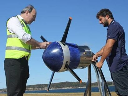 Mako Tidal Turbines to help generate tidal energy in the Buka Passage, Papua New Guinea