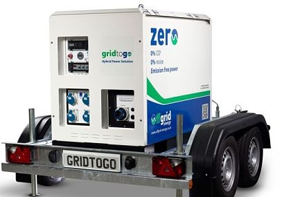 Off Grid Energy partners with Hyperdrive Innovation to unveil the latest version of its hybrid power solution