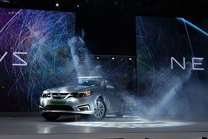 NEVS resurrects the Saab 9-3 as an EV