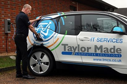 Hampshire IT firm Begins Electrifying Car Fleet