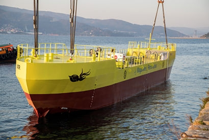Magallanes Renovables prepares for OCEAN_2G deployment to EMEC
